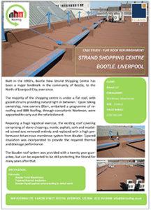 Strand Shopping Centre Case Study