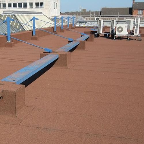 Strand Bootle roof refurbishment