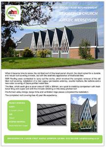 St. Joseph's Church case study