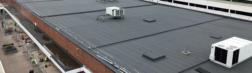 BBR Roofing retail sector experience