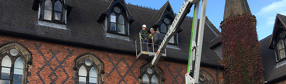 BBR Roofing services