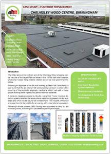 Chelmsley Wood Centre case study