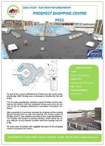 Prospect Shopping Centre - BBR case study