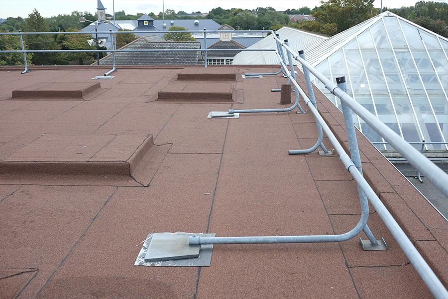 BBR felt roofing 8