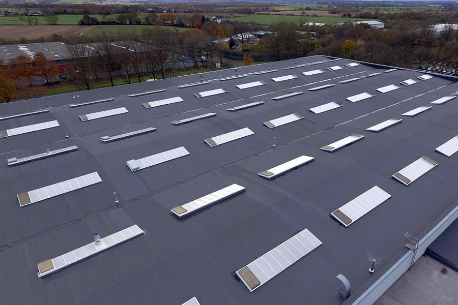 BBR felt roofing 1