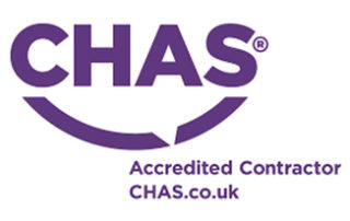 CHAS accreditation - BBR Roofing