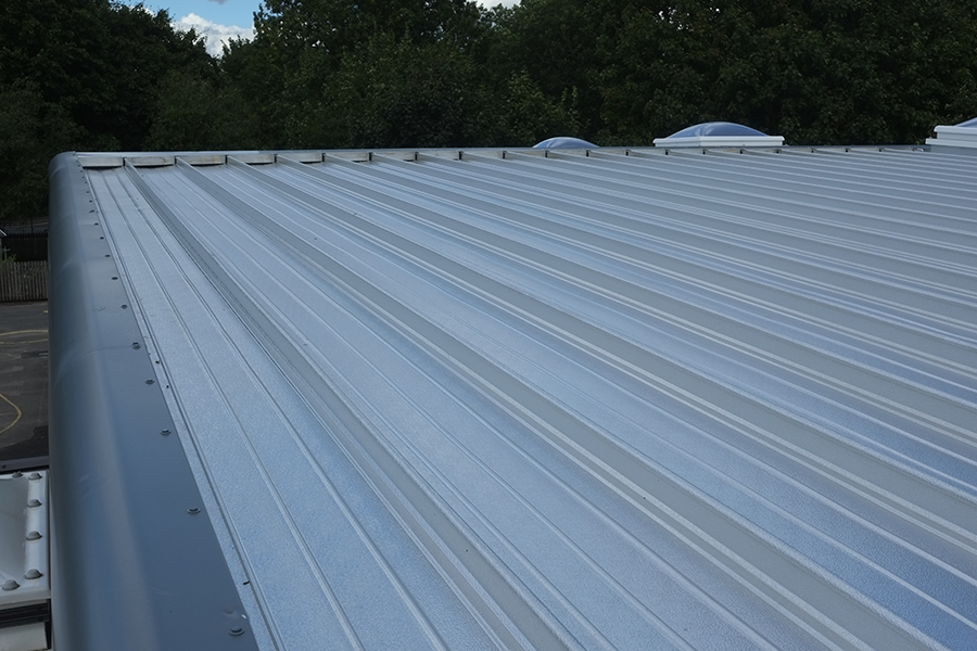 Flat to pitched roofing 4