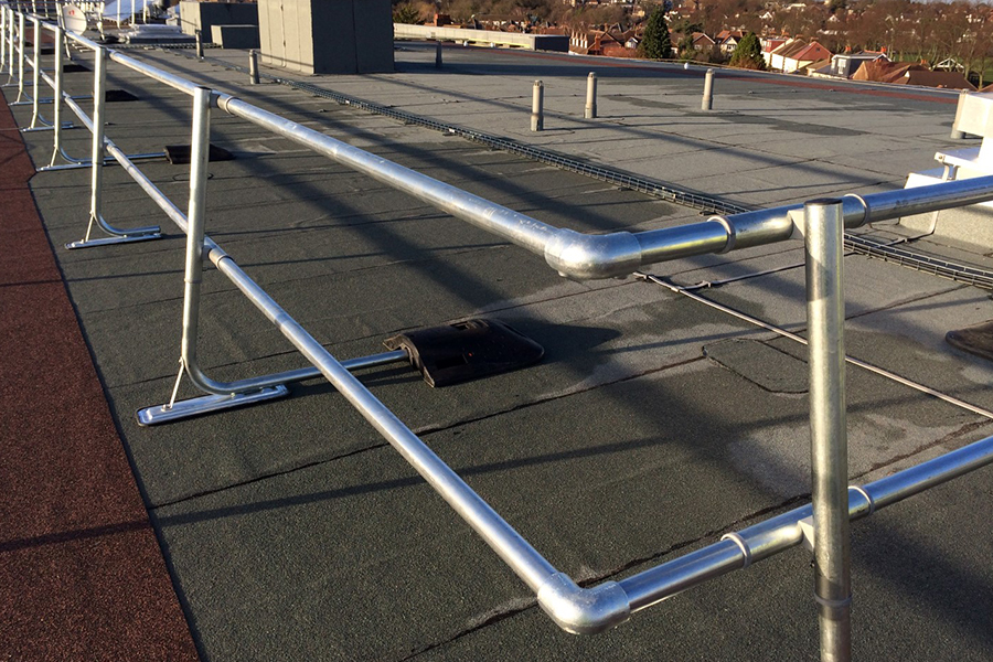 BBR Roofing Guardrail Systems 2