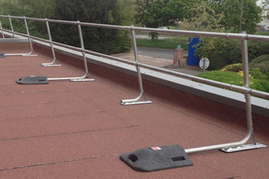 BBR Roofing Guardrail Systems 3