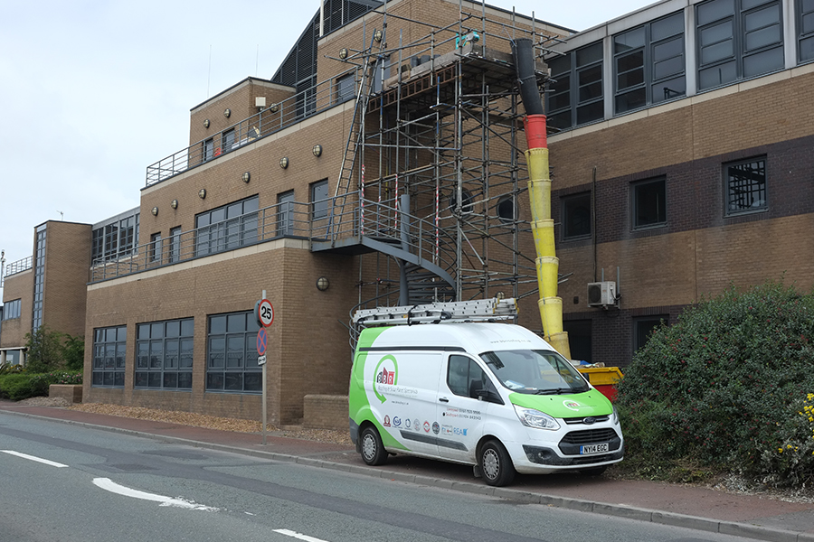 BBR Roof asset maintenance 3