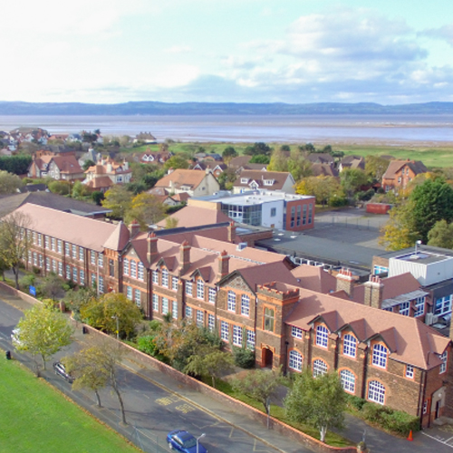 West Kirby High School feature image