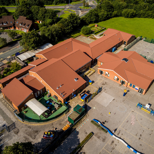 Westbrook Old Hall Primary School feature image