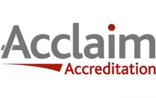 Acclaim Accreditation BBR Roofing