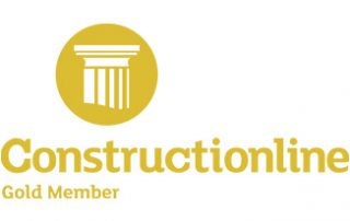 Constructionline Gold accreditation