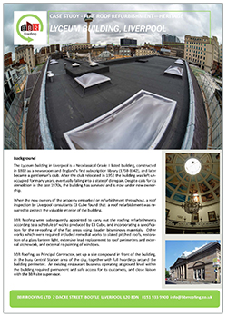 BBR Case Study - The Lyceum