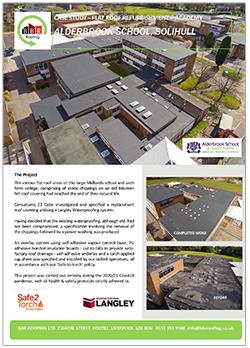 BBR Case Study Alderbrook School
